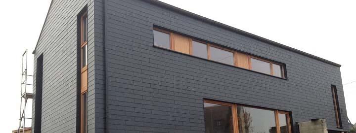 isolation thermique par l ext rieur et bardage de caudry cambrai. Black Bedroom Furniture Sets. Home Design Ideas